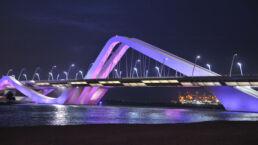 Photo Sheikh Zayed Bridge, Abu Dhabi